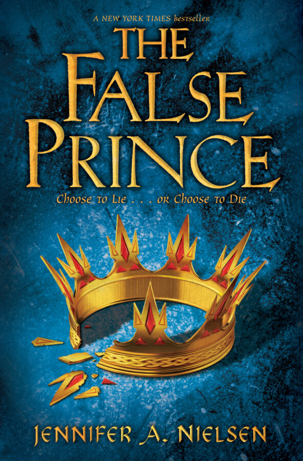 Jennifer A. Nielsen - The False Prince
