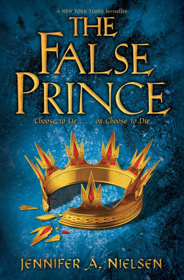 Jennifer A. Nielsen - False Prince, The