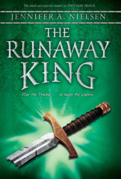 Jennifer A. Nielsen - The Runaway King