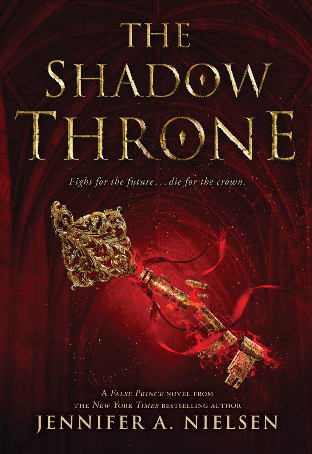 Jennifer A. Nielsen - The Shadow Throne