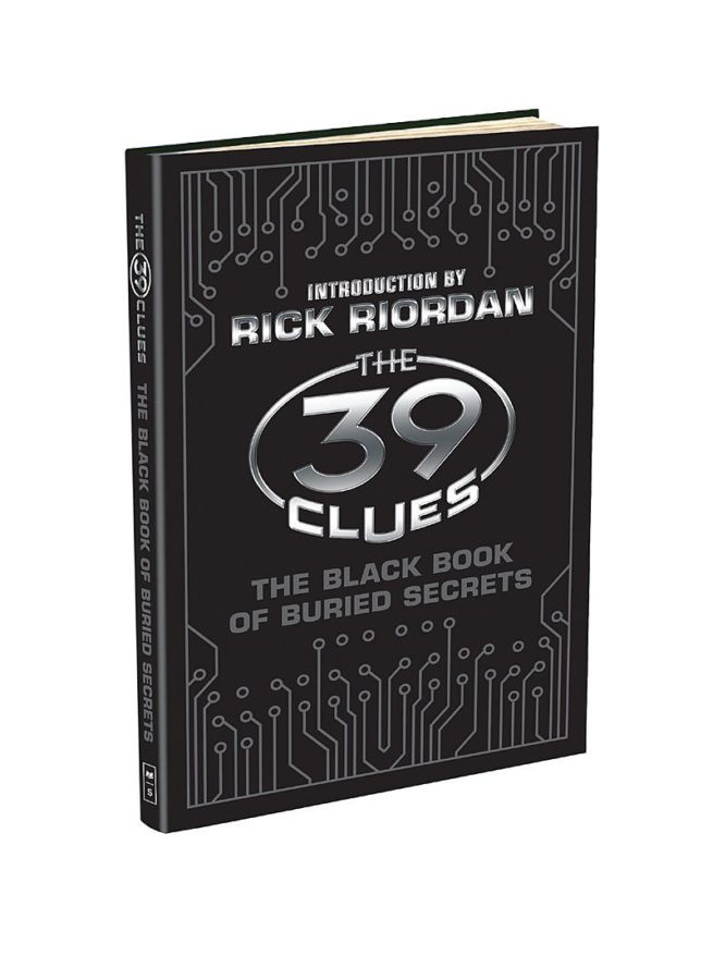 - The Black Book of Buried Secrets