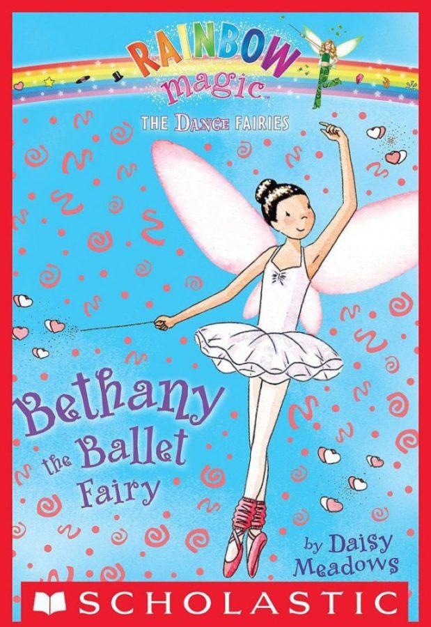 Daisy Meadows - Bethany the Ballet Fairy