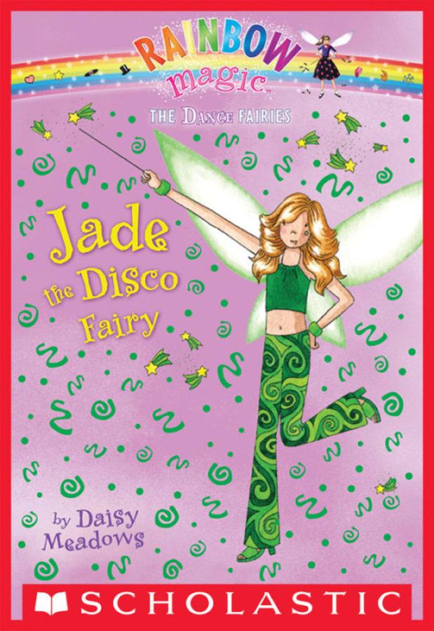 Daisy Meadows - Jade the Disco Fairy