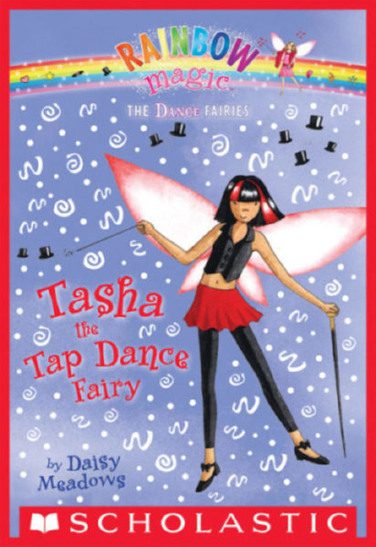Daisy Meadows - Tasha the Tap Dance Fairy