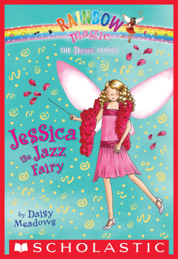 Daisy Meadows - Jessica the Jazz Fairy