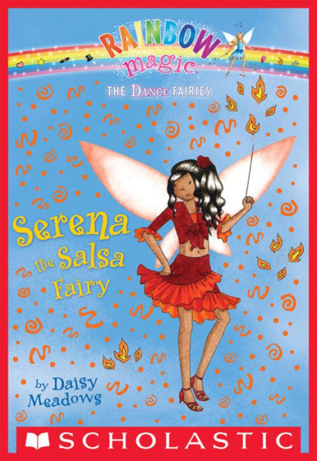 Daisy Meadows - Serena the Salsa Fairy