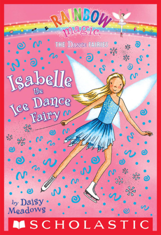 Daisy Meadows - Dance Fairies, The #7: Isabelle the Ice Dance Fairy