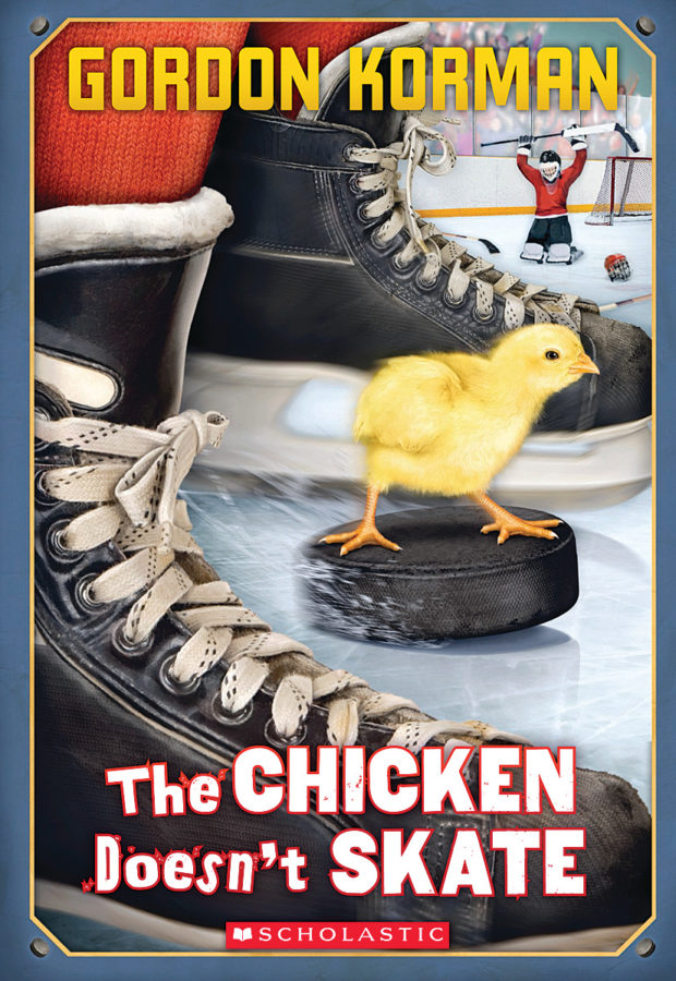 Gordon Korman - Chicken Doesn't Skate, The (Reissue)