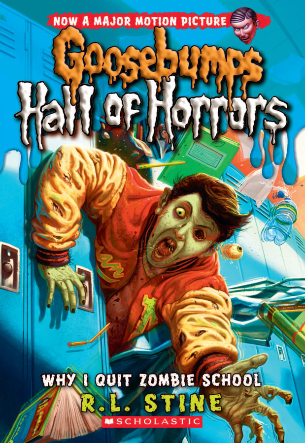 R. L. Stine - Goosebumps: Hall of Horrors #4: Why I Quit Zombie School