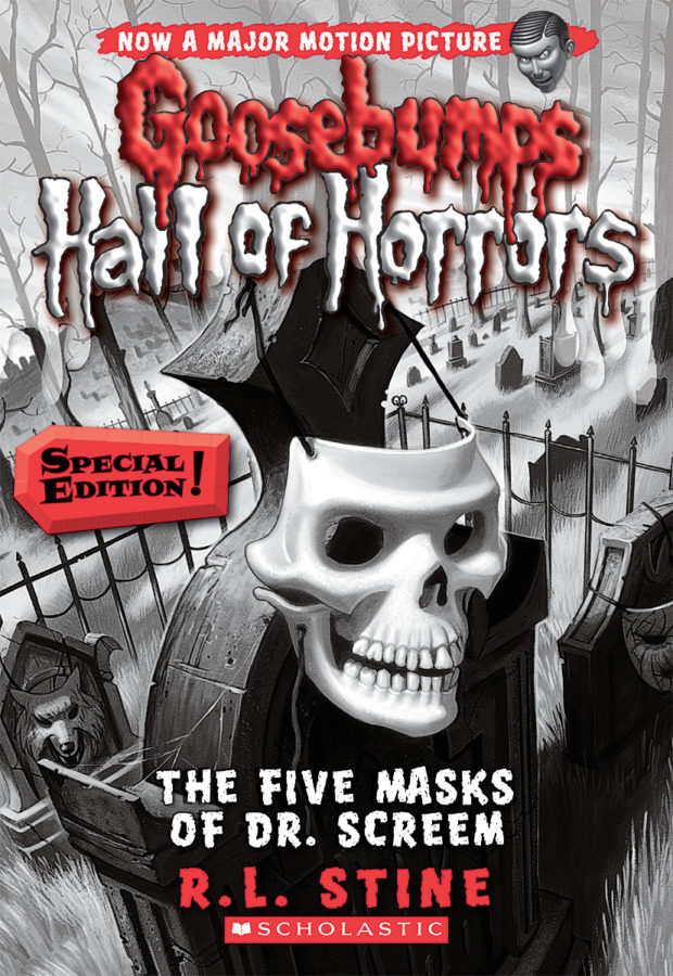 R. L. Stine - Goosebumps: Hall of Horrors #3: The Five Masks of Dr. Screem: Special Edition