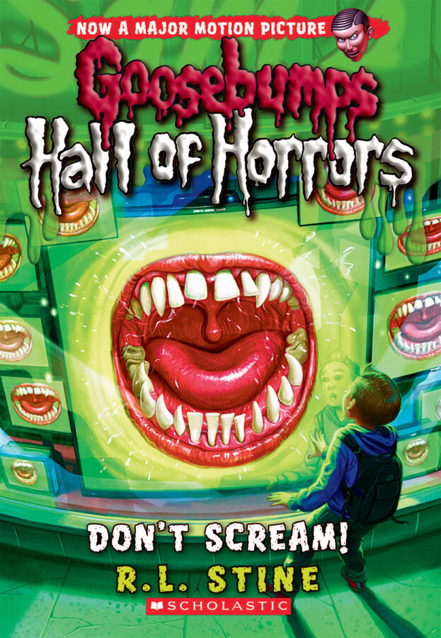 R. L. Stine - Don't Scream!
