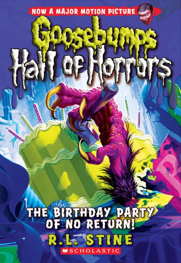 R. L. Stine - The Birthday Party of No Return!