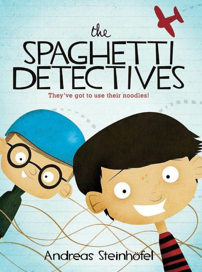 Andreas Steinhofel - The Spaghetti Detectives
