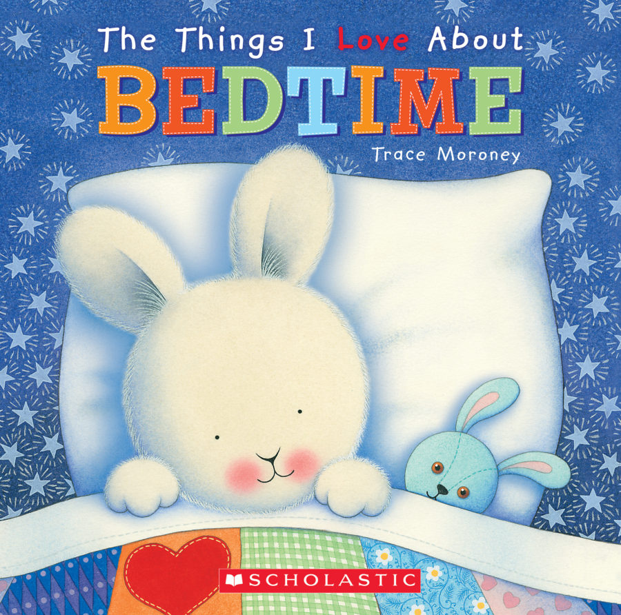 Trace Moroney - The Things I Love About Bedtime