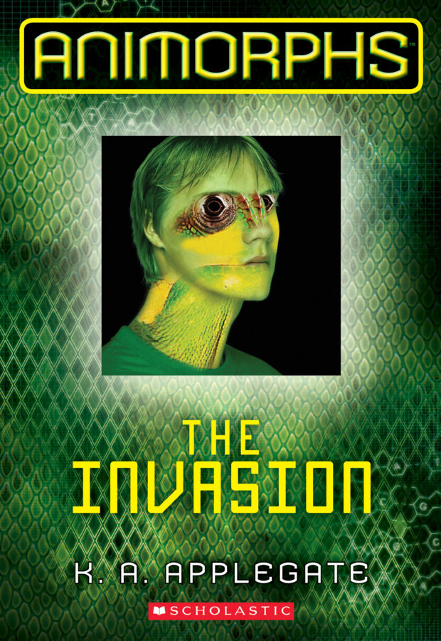 K. A. Applegate - The Invasion