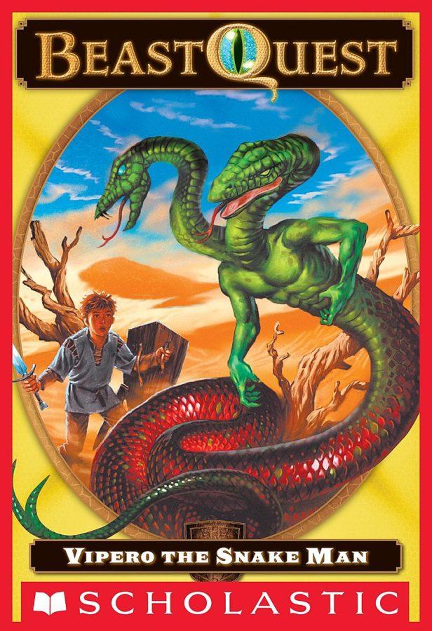 Adam Blade - Vipero the Snake Man