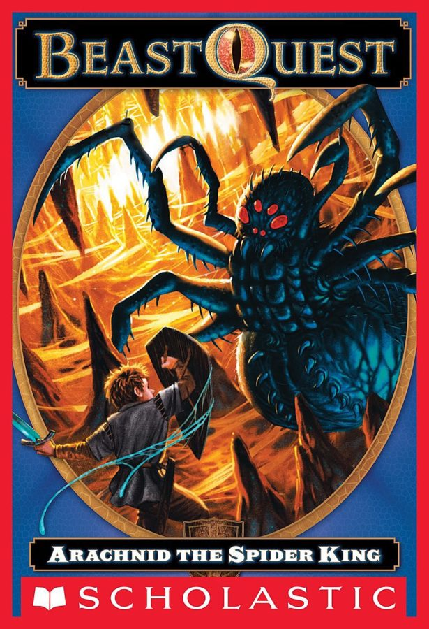 Adam Blade - Arachnid the Spider King