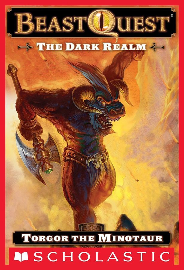 Adam Blade - Beast Quest #13: The Dark Realm: Torgor the Minotaur