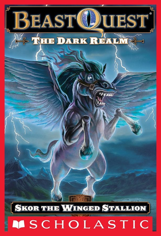 Adam Blade - Beast Quest #14: The Dark Realm: Skor the Winged Stallion