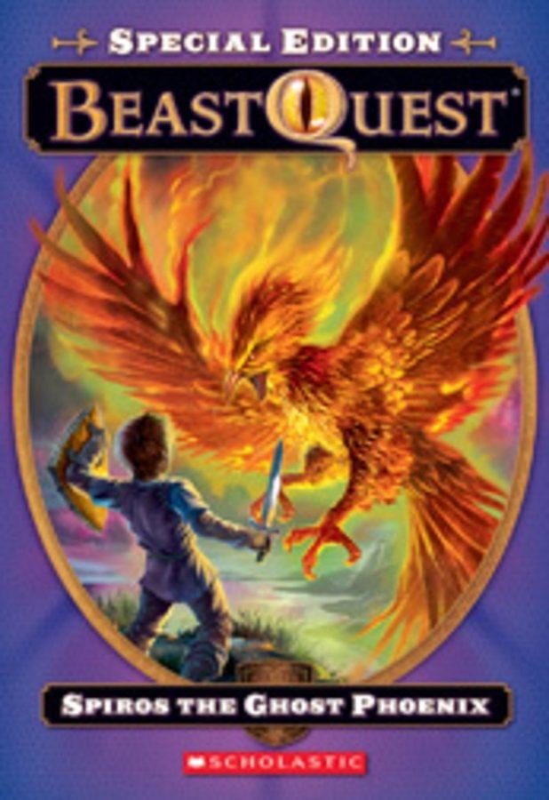 Adam Blade - Beast Quest Special Edition #1: Spiros the Ghost Phoenix