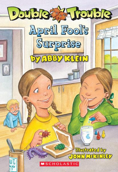 Abby Klein - Double Trouble #2: April Fool's Surprise