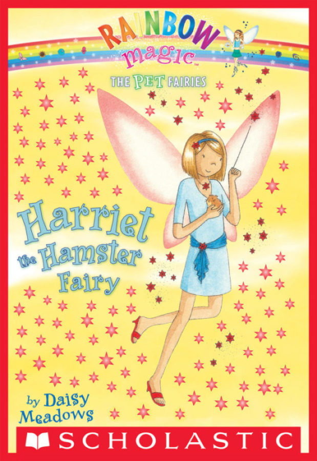 Daisy Meadows - Pet Fairies, The #5: Harriet the Hamster Fairy