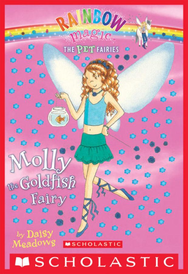 Daisy Meadows - Molly the Goldfish Fairy