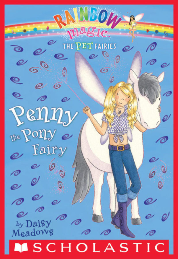 Daisy Meadows - Penny the Pony Fairy