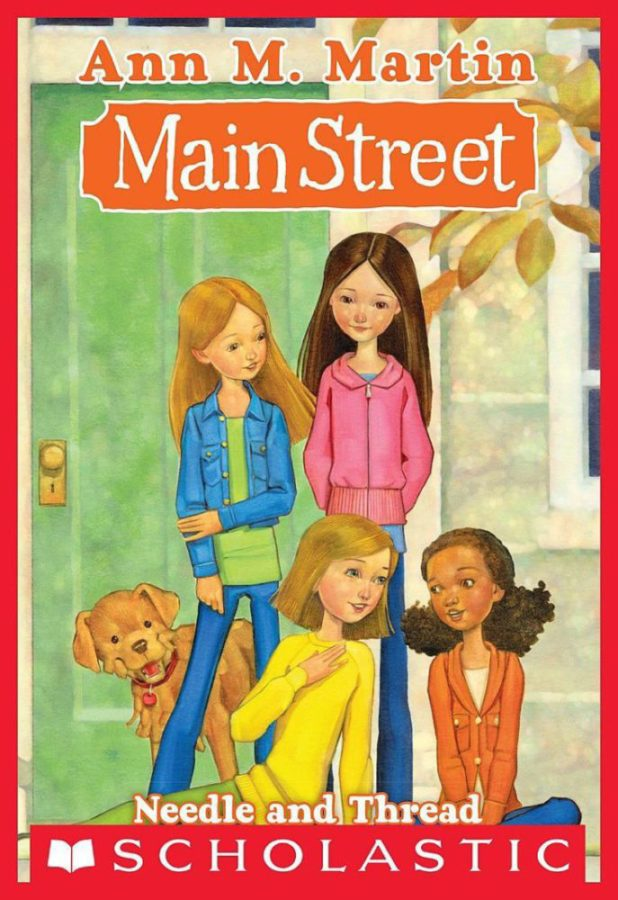 Ann M. Martin - Needle and Thread
