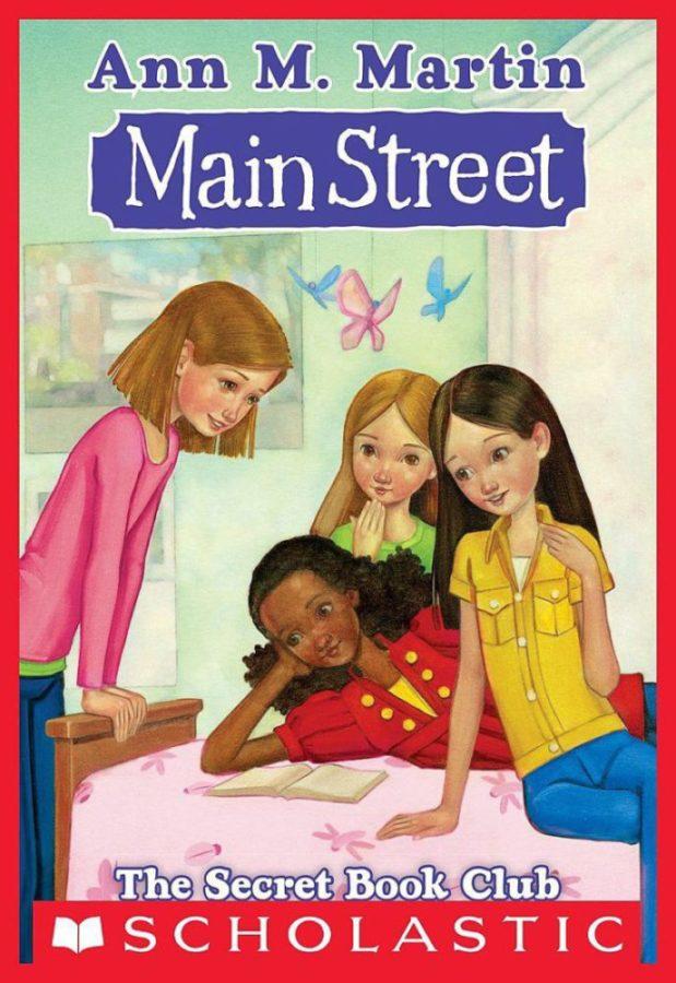 Ann M. Martin - The Secret Book Club