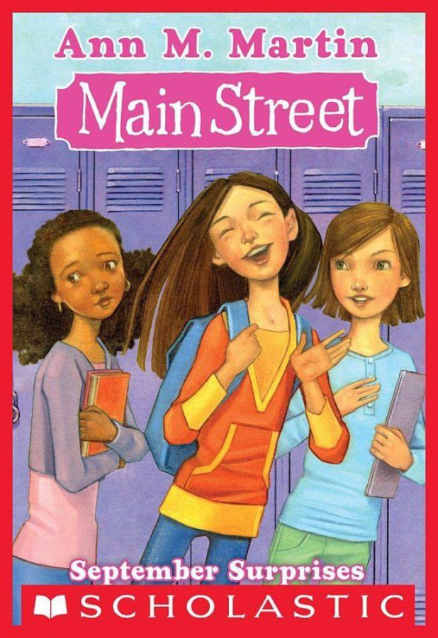 Ann M. Martin - Main Street #6: September Surprises