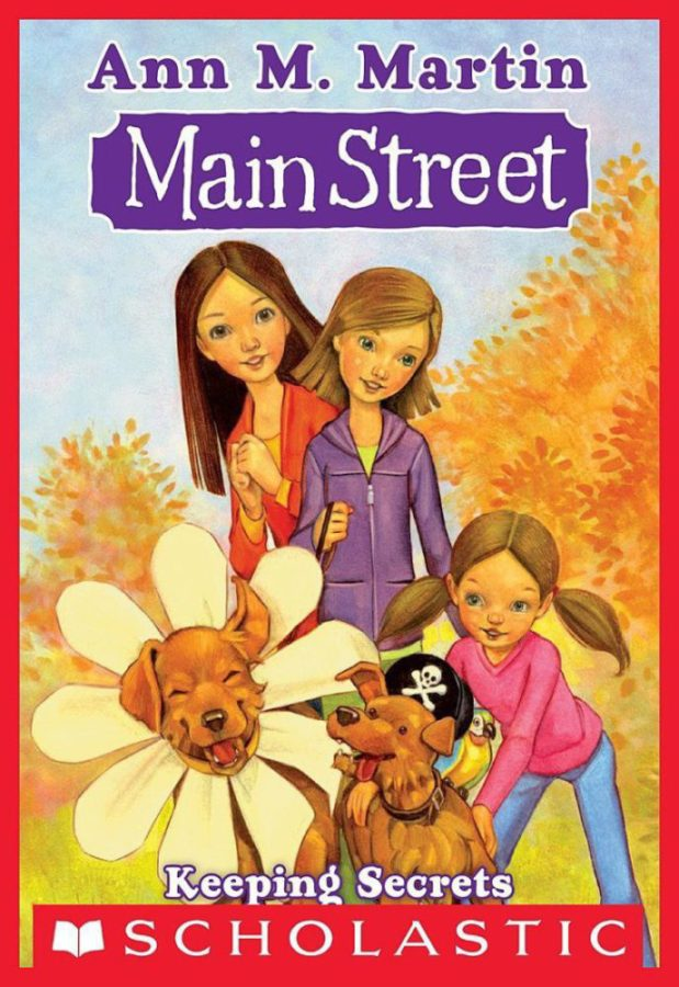 Ann M. Martin - Main Street #7: Keeping Secrets