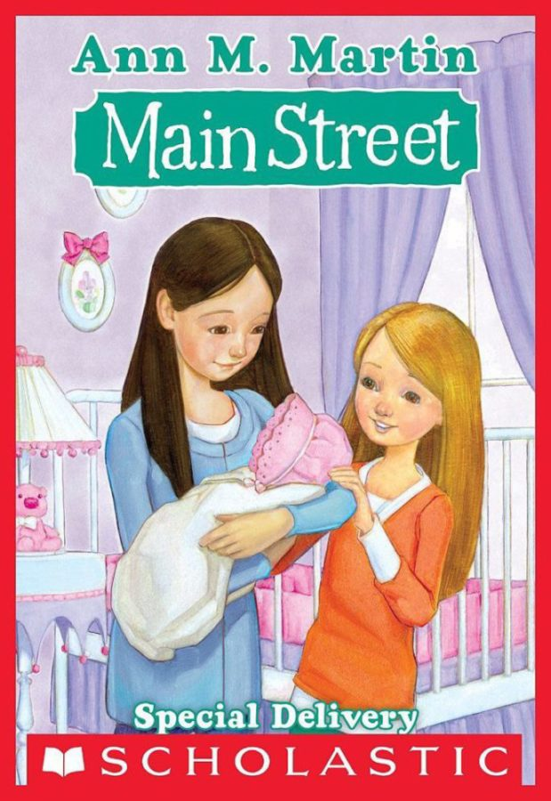 Ann M. Martin - Main Street #8: Special Delivery