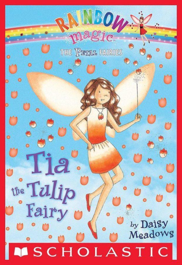 Daisy Meadows - Tia the Tulip Fairy