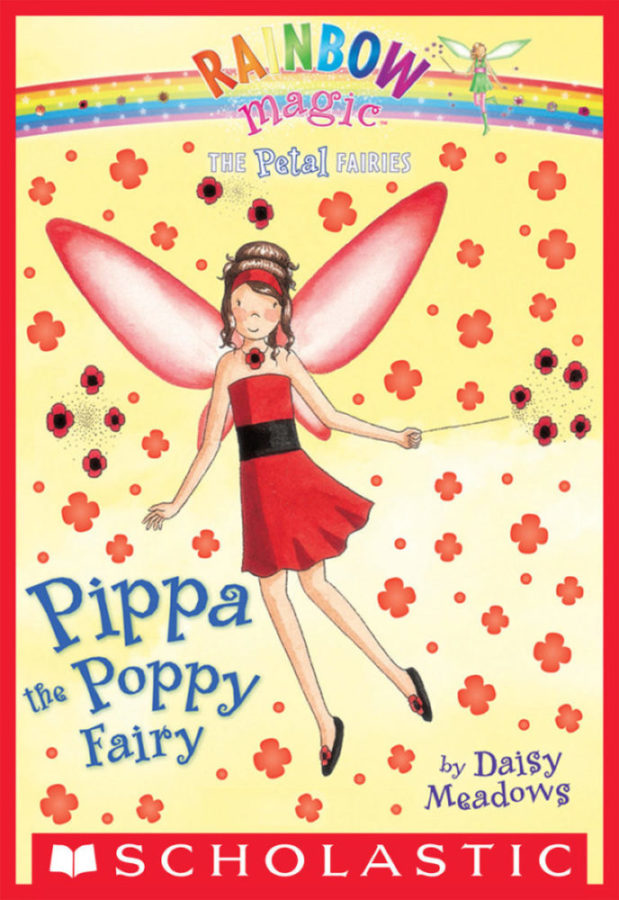 Daisy Meadows - Pippa the Poppy Fairy