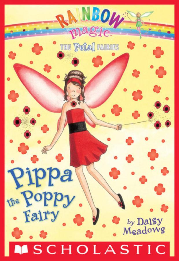 Daisy Meadows - Pippa the Poppy Fairy