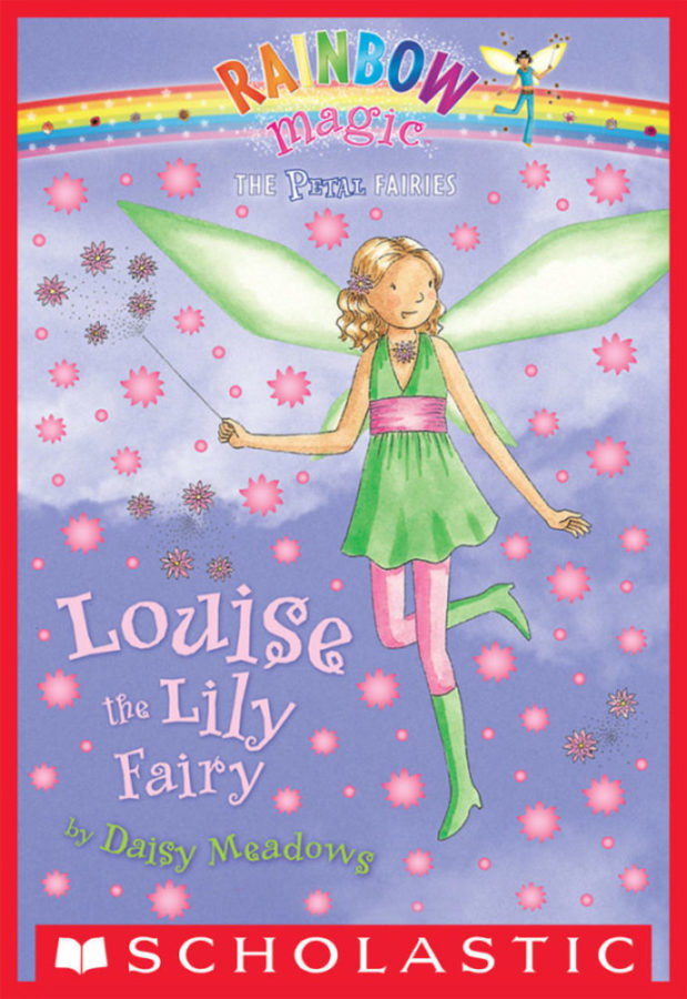 Daisy Meadows - Louise the Lily Fairy