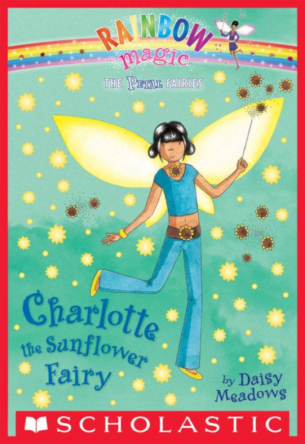 Daisy Meadows - Petal Fairies, The #4: Charlotte the Sunflower Fairy