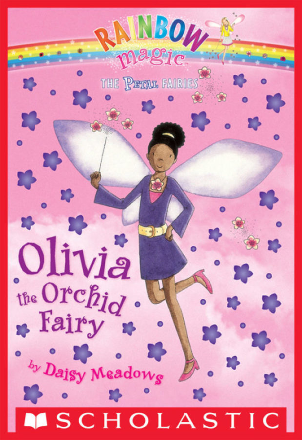 Daisy Meadows - Olivia the Orchid Fairy