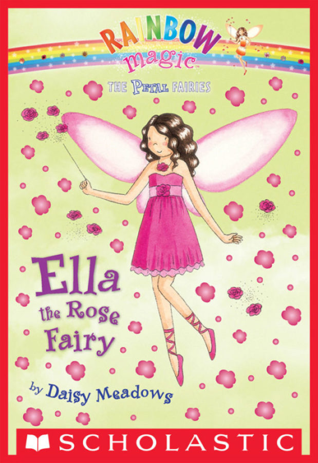 Daisy Meadows - Ella the Rose Fairy