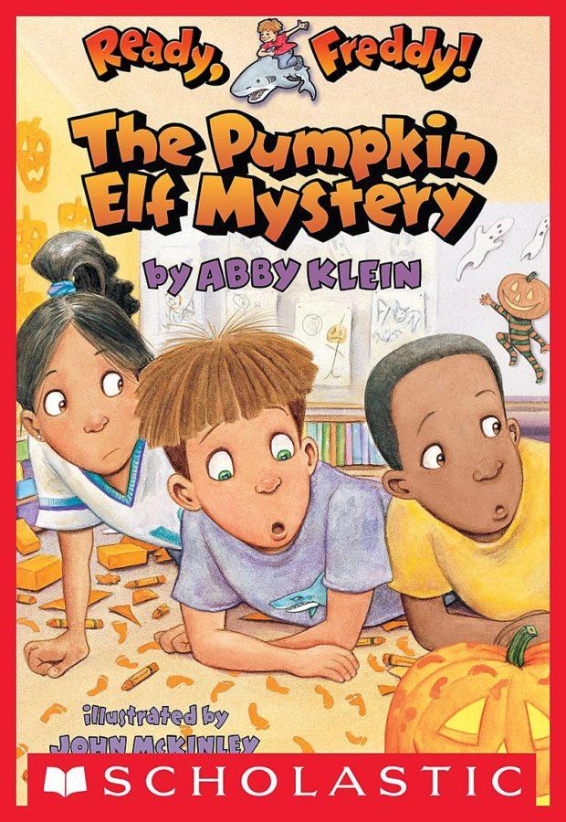 Abby Klein - The Pumpkin Elf Mystery