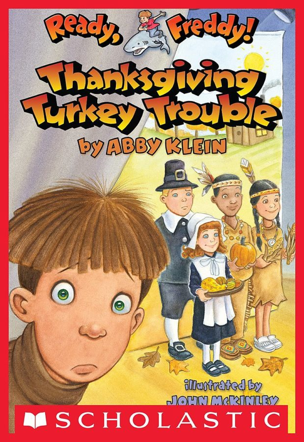 Abby Klein - Thanksgiving Turkey Trouble