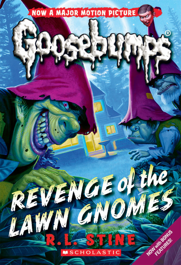 R. L. Stine - Revenge of the Lawn Gnomes