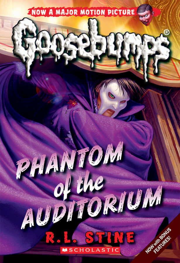 R. L. Stine - Phantom of the Auditorium