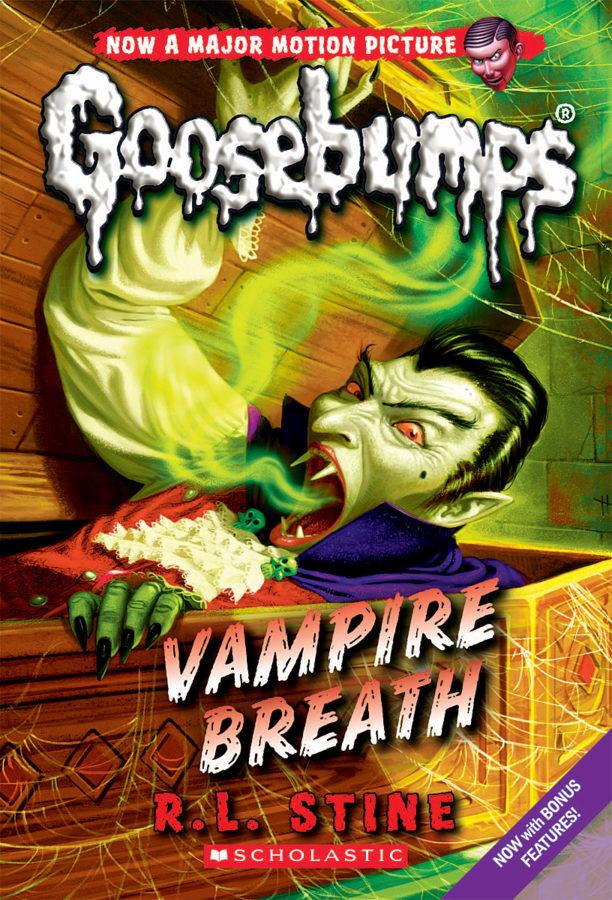 R. L. Stine - Vampire Breath