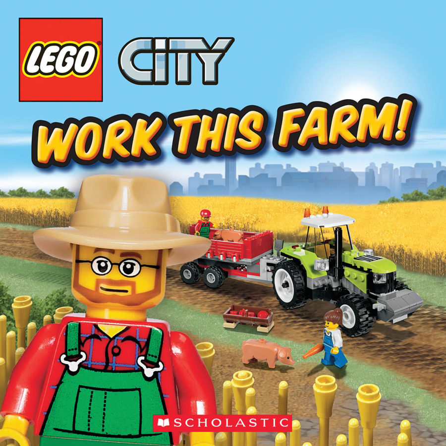 Michael Anthony Steele - LEGO City: Work This Farm!