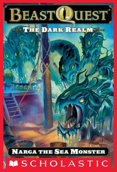 Adam Blade - Narga the Sea Monster