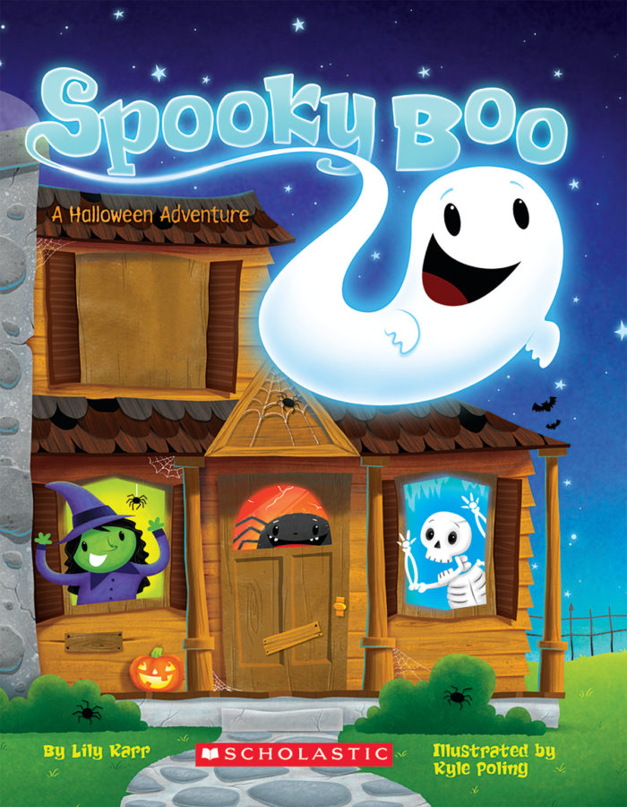 Lily Karr - Spooky Boo! A Halloween Adventure