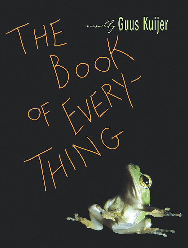 Guus Kuijer - The Book of Everything