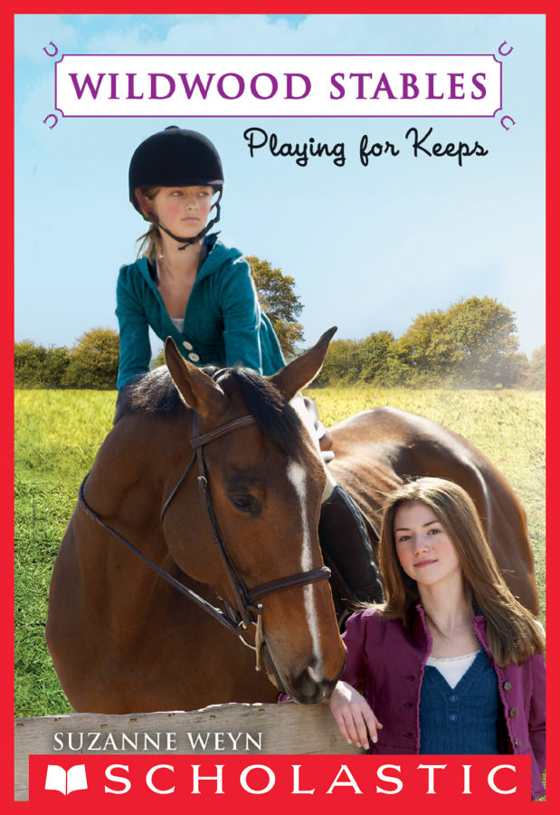 Suzanne Weyn - Wildwood Stables #2: Playing for Keeps